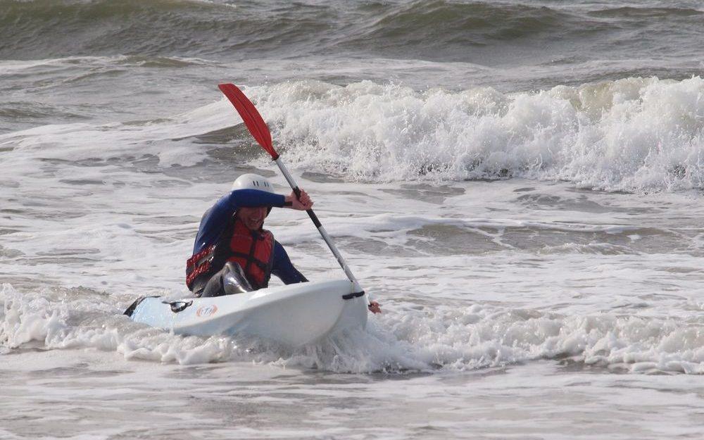 surfkayakken