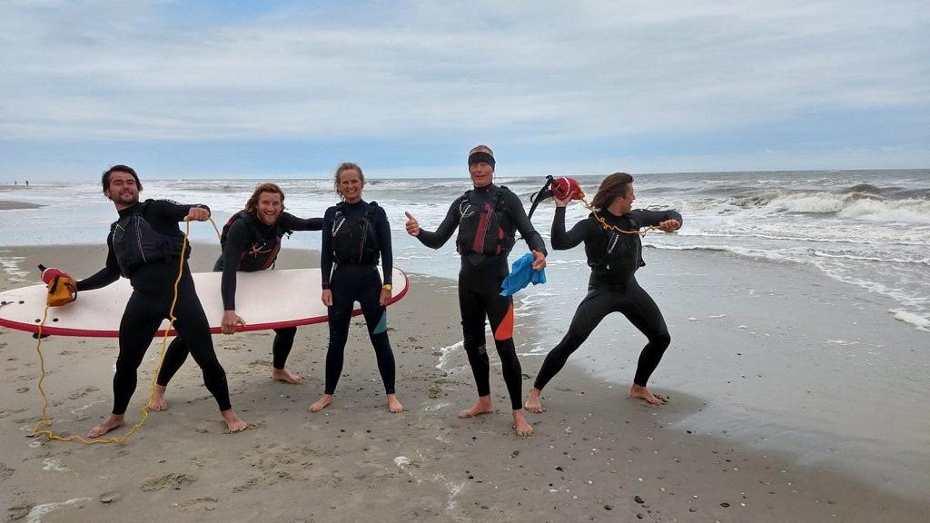 Zandbank Texel outdoor en events voor bedrijfsuitje, groepsuitje, schoolreis en teambuilding Actief op Texel Strand Paal 17